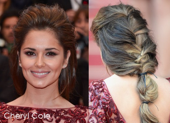A Casual, Romantic Braided Hairstyle for Outdoor or Beach Weddings