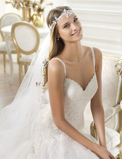 Long wedding hairstyles with veils and tiaras knot for life bridal hairstyle with veil and headpiece junglespirit