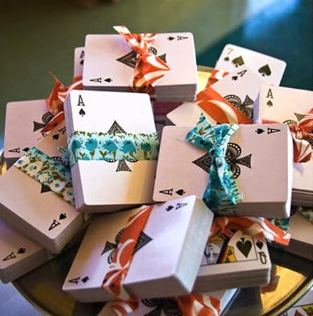 Casino Night Favors