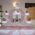 Cinderella Wedding Cake Ideas