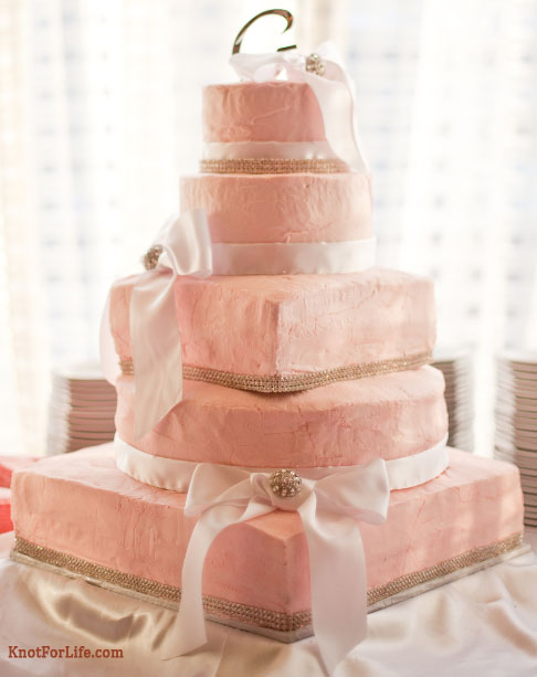 pink wedding cake decorations pastel wedding cake ideas the best inspirations knot 18590