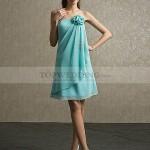 Light Blue Bridesmaid Dresses Under 100 for Summer Weddings