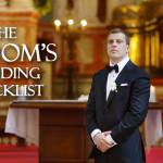 The Groom's Wedding Checklist
