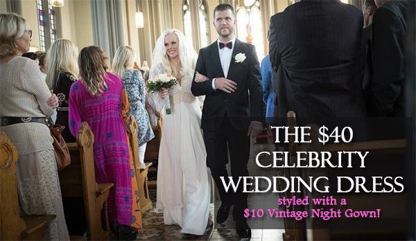 style celebrity brides unconventional surprising wedding gowns