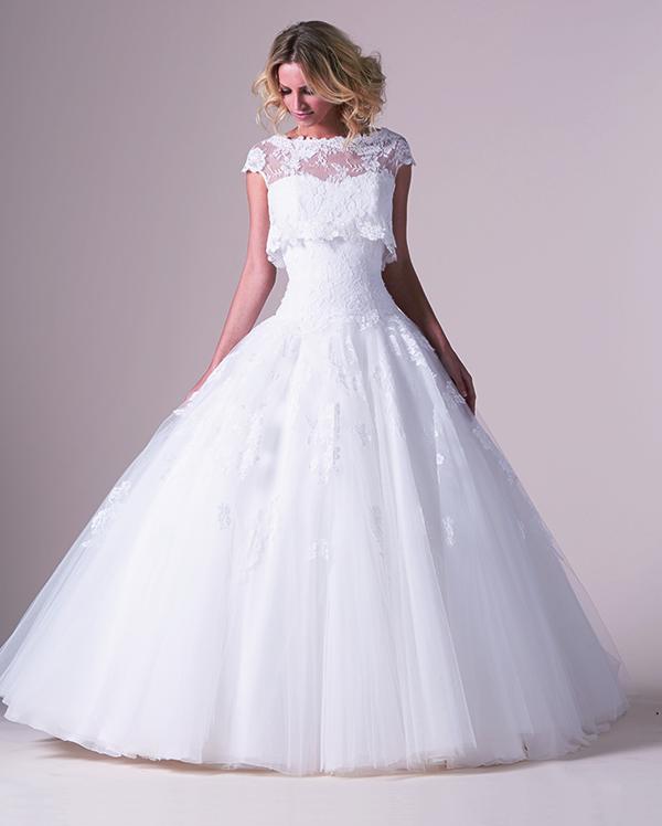 Princess Wedding Dresses - Cymbeline Irvina wedding dress