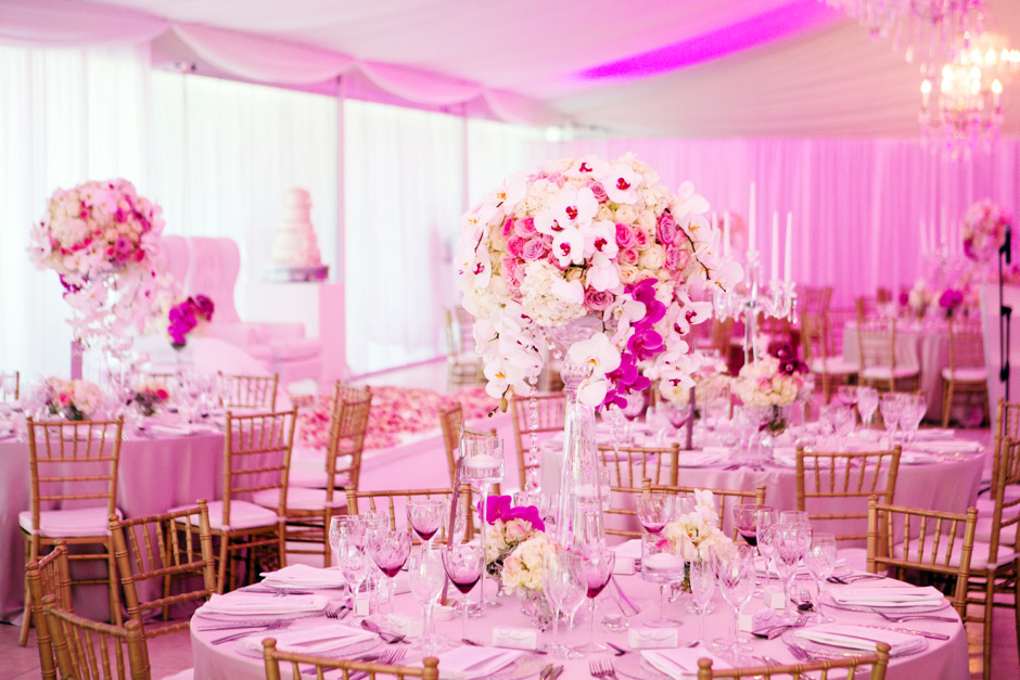 Pink Wedding Tent Decoration - Gorgeous Wedding Tent Decoration Ideas & Gorgeous Wedding Tent Decoration Ideas - Knot For Life
