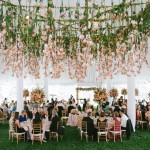Gorgeous Wedding Tent Decoration Ideas