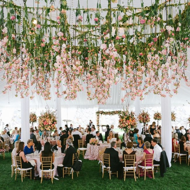 Woodland Wedding Tent Decoration - Gorgeous Wedding Tent Decoration Ideas & Gorgeous Wedding Tent Decoration Ideas - Knot For Life