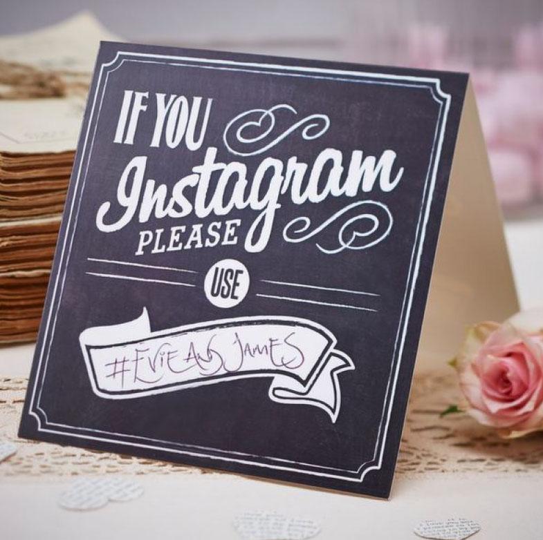 Hashtag Wedding: Hashtag Weddings