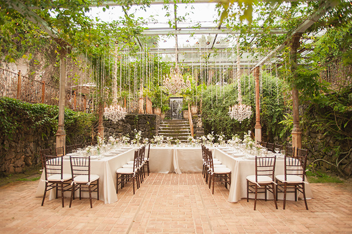 All The Best Tips & Tricks For A Luxury Wedding Reception