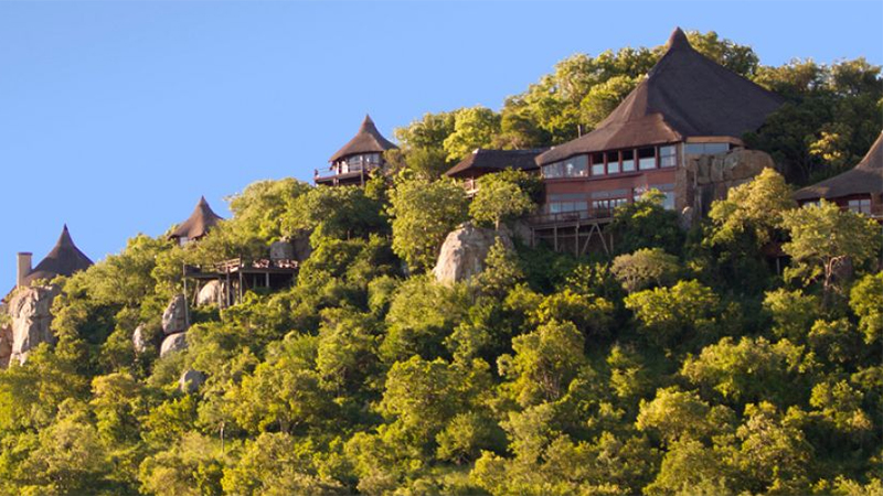 Ulusaba in South Africa - Sir Richard Branson's private reserve is popular for weddings.