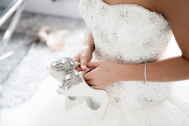 The Four Biggest Worries A Bride Has Before The Big Day