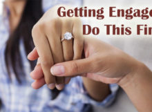 Getting Engaged? Do This First!