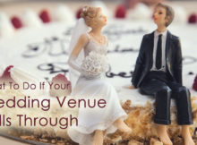 Cancel Out The Stress: What To Do If Your Wedding Venue Falls Through