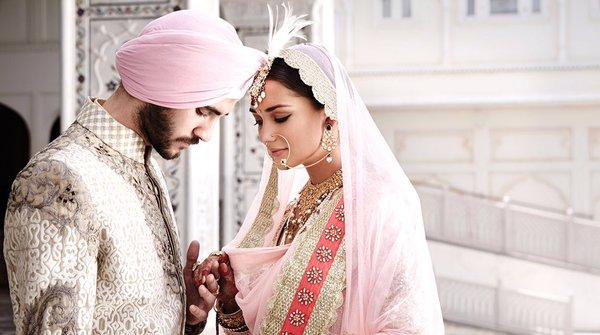 sikh groom fashion