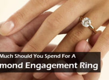 How Much Should You Spend For A Diamond Engagement Ring