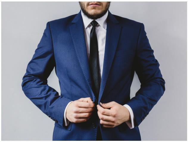 Old Suit? Get It Pressed