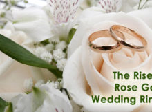 The Rise of Rose Gold Wedding Rings