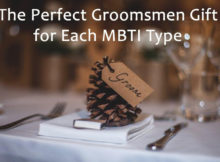 The Perfect Groomsmen Gift for Each MBTI Type