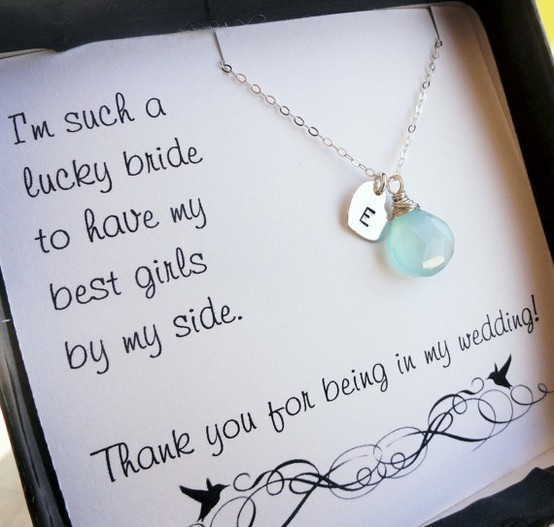 Personalized gifts for Your Bridesmaids