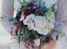 wedding flowers splurge